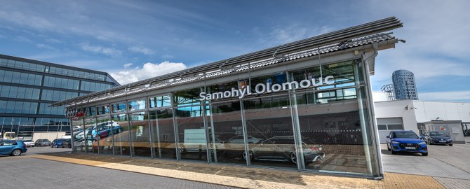 SAMOHÝL MOTOR Olomouc